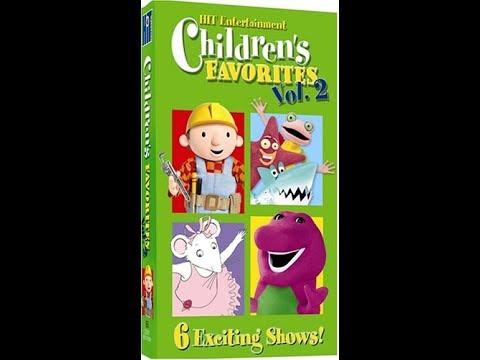 Hit Entertainment Children's Favorites - Vol 2 (2004) [VHS]