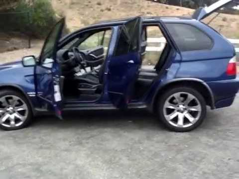 2005 bmw x5 for sale escondido ca youtube. Black Bedroom Furniture Sets. Home Design Ideas