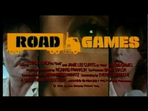 Roadgames - Trailer 1981 Stacy Keach, Jamie Lee Curtis