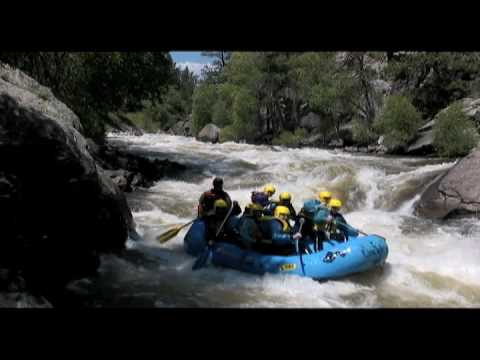 Mountain Whitewater Descents - Fort Collins, Colorado