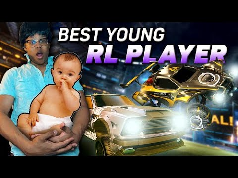 Download INTENSE GAMES With The Best Up And Coming RL Player   Professional 2v2 with Comms