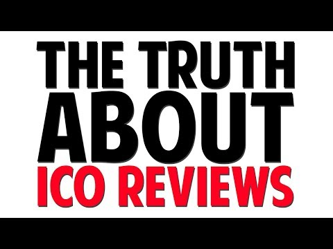 The truth about YouTubers doing ICO reviews