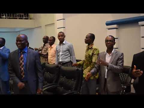 Powerful Praises by Ovsr. Emmanuel Qwesi Boate @ C O P Kaneshie Divine Encounter    Israel District
