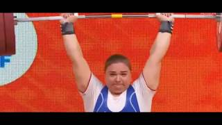 Татьяна Каширина - Чемпион мира-2018 Тяжелая атлетика / World Weightlifting Champion Women +87 kg