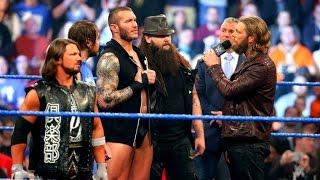 Edge & Undertaker Returns -- WWE Smackdown Live (HD) 2016