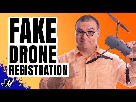 Drone Registration 2018 - Don