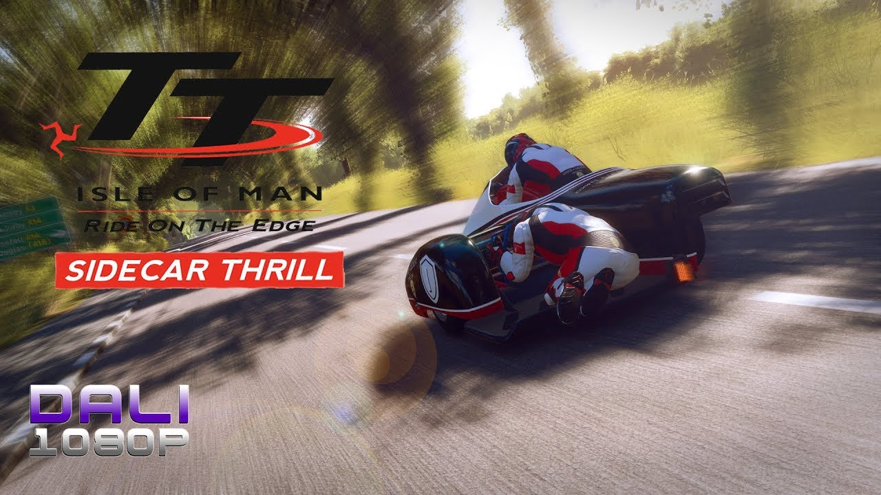 tt isle of man sidecar thrill pc gameplay 1080p 60fps. Black Bedroom Furniture Sets. Home Design Ideas