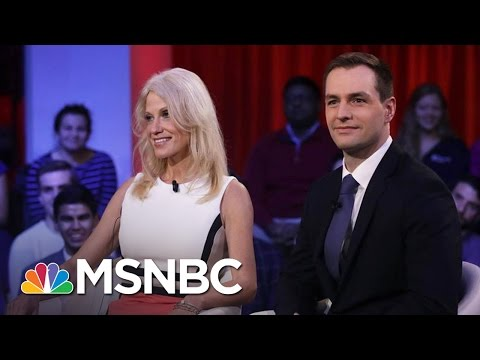 Hillary Clinton & Donald Trump Aides Clash At Harvard Forum | The 11th Hour | MSNBC