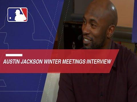 Austin Jackson discusses the offseason