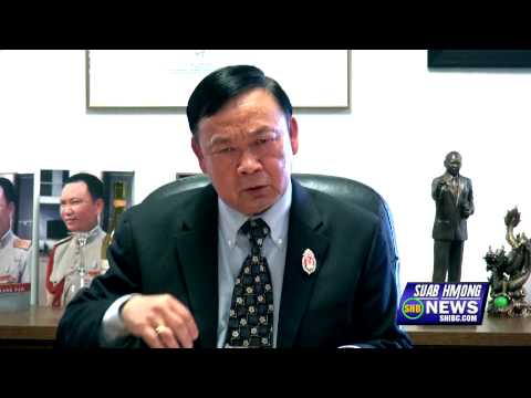 SUAB HMONG NEWS:  Press Release From WaChong Vang, General Vang Pao Family