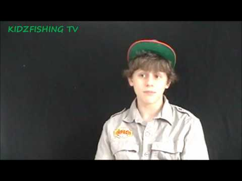 Kidzfishing:How to get a Sponsorship for Fishing