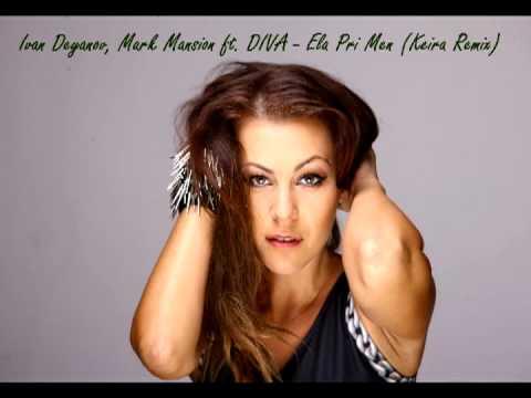 Ivan Deyanov, Mark Mansion ft  Diva - Ela Pri Men (Keira Remix)