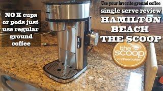 Single serve coffee maker revi…
