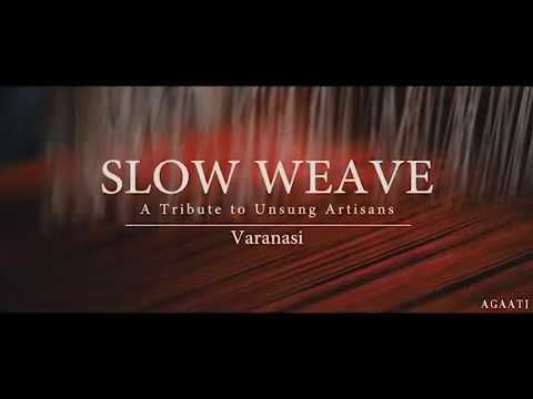 The Slow Weave - Preview of Short Film for Agaati