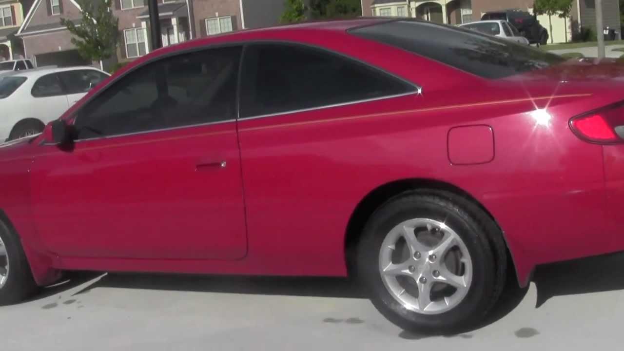 1999 Toyota Solara For Sale