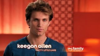 Keegan Allen - ABC Family - October is National Bullying Prevention Month