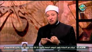 بالفيديو.. مدير الفتوى: «3 صفات» تجعل الإنسان على طريق الله