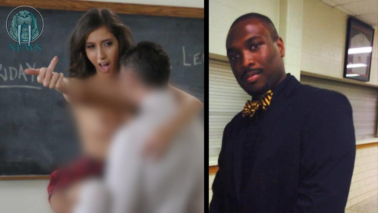 Секс с учетелями и учиницами