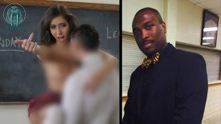 В США учитель разрешал ученикам заниматься сексом в классе. Моржовые НОВОСТИ