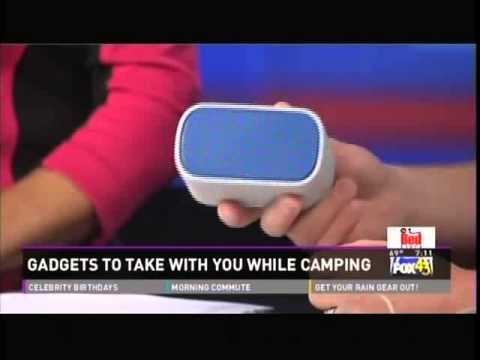 Summer Vacation: Gadgets to Bring to Your Campsite