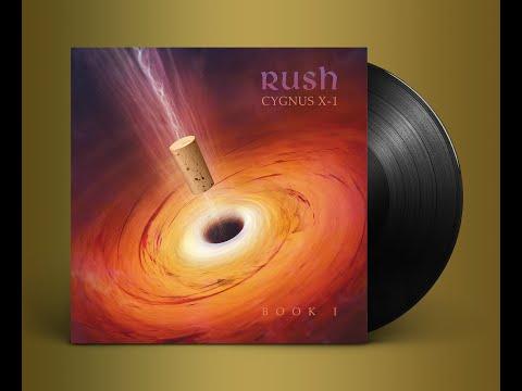 Rush - Cygnus X-1 Record Store Day Edition (EP - US & Europe - Mercury/Anthem - 2017 - B0026270-01)