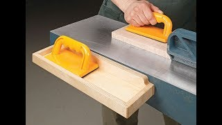 table saw cuts