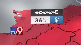 Weather Report || 23-03-2019 - TV9