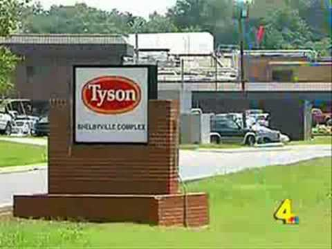 Tyson Foods:muslim day,Ludacris,obama,the shining robots,