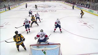 Watch as Sidney Crosby picks up his second goal of the season with ...
