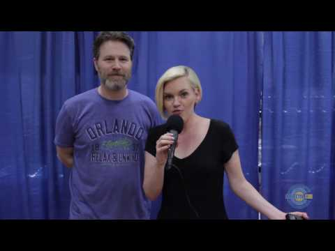 Collective Con 2017 Interviews: Eric Vale (Voice Actor) w/ Kari Wahlgren