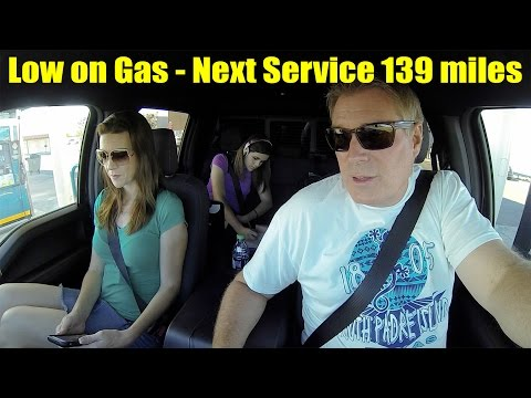 low-on-gas,-next-service-139-miles---ep.-39---full-time-rv-living