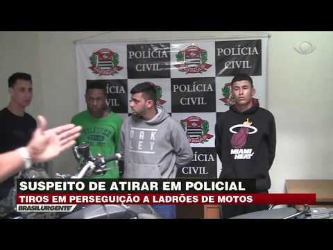 Operação da Polícia Civil prende ladrões de motos