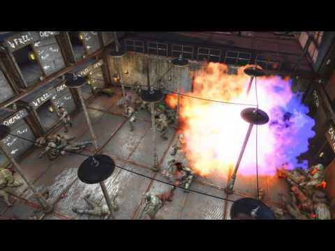 Fallout 4 - Mass Enemy Battle
