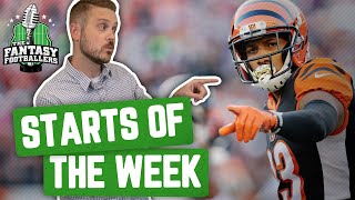 Fantasy Football 2019 - Starts of the Week + Week 16 Breakdown, Tannysee Titans! - Ep. #841