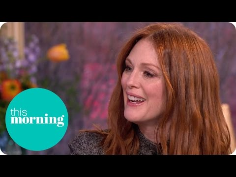 Julianne Moore's Freeheld Interview | This Morning