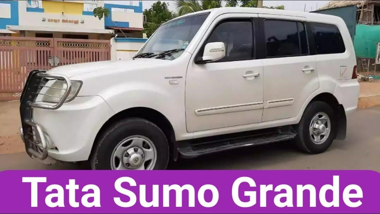 Tata Sumo Grande Second Hand Car Sales In Tamilnadu Tata Sumo Used Car Sales In Tamilnadu By Tamil Cars