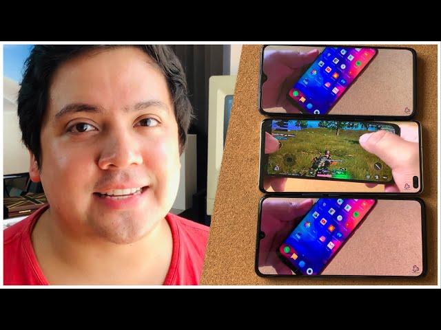 Mi 9 vs Galaxy S10 Plus vs Vivo IQOO - Snapdragon 855 Battle!