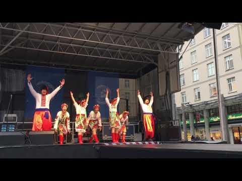 Ukrainsk dans i Bergen 2017