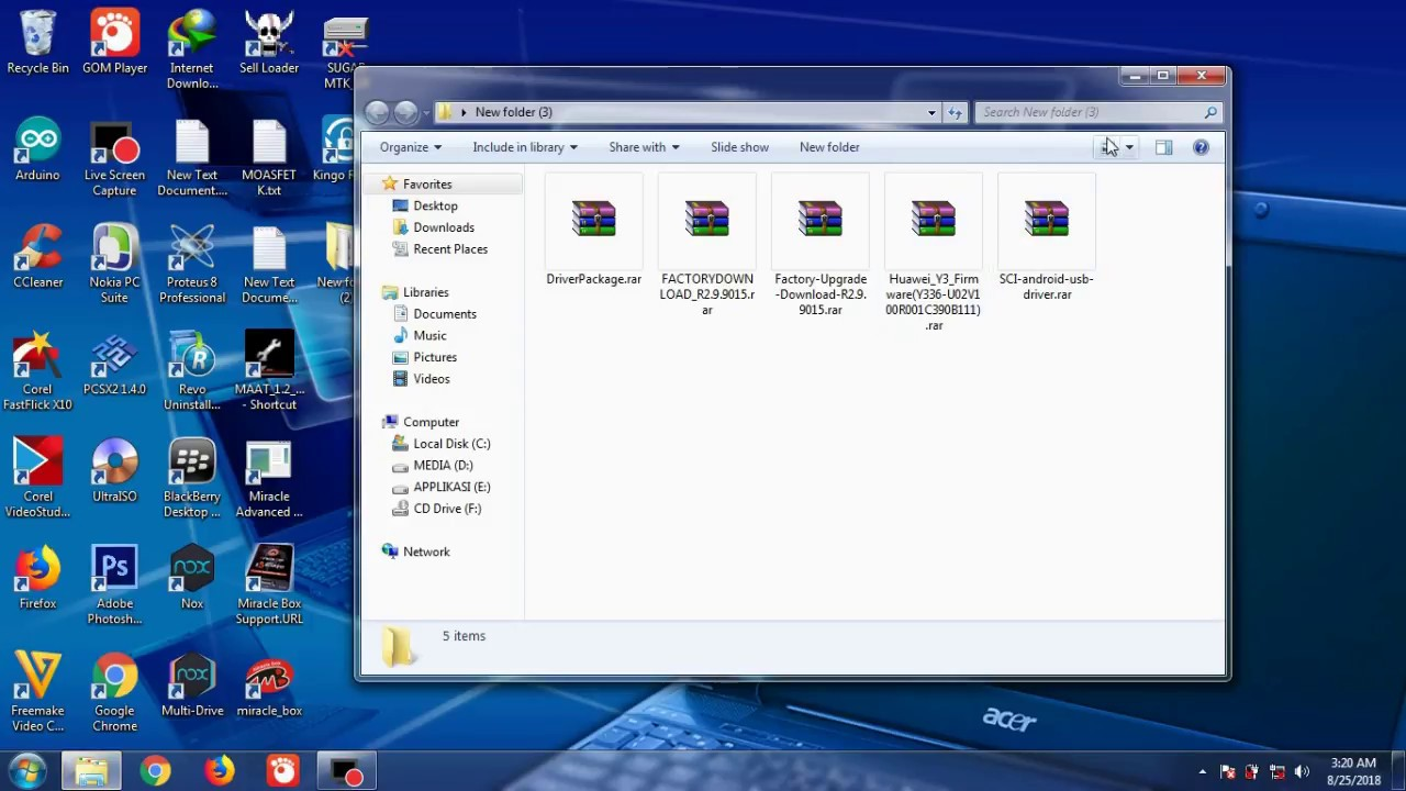 Memperbaiki Huawei Y336 U02 Mentok Logo Bootloop recovery ...