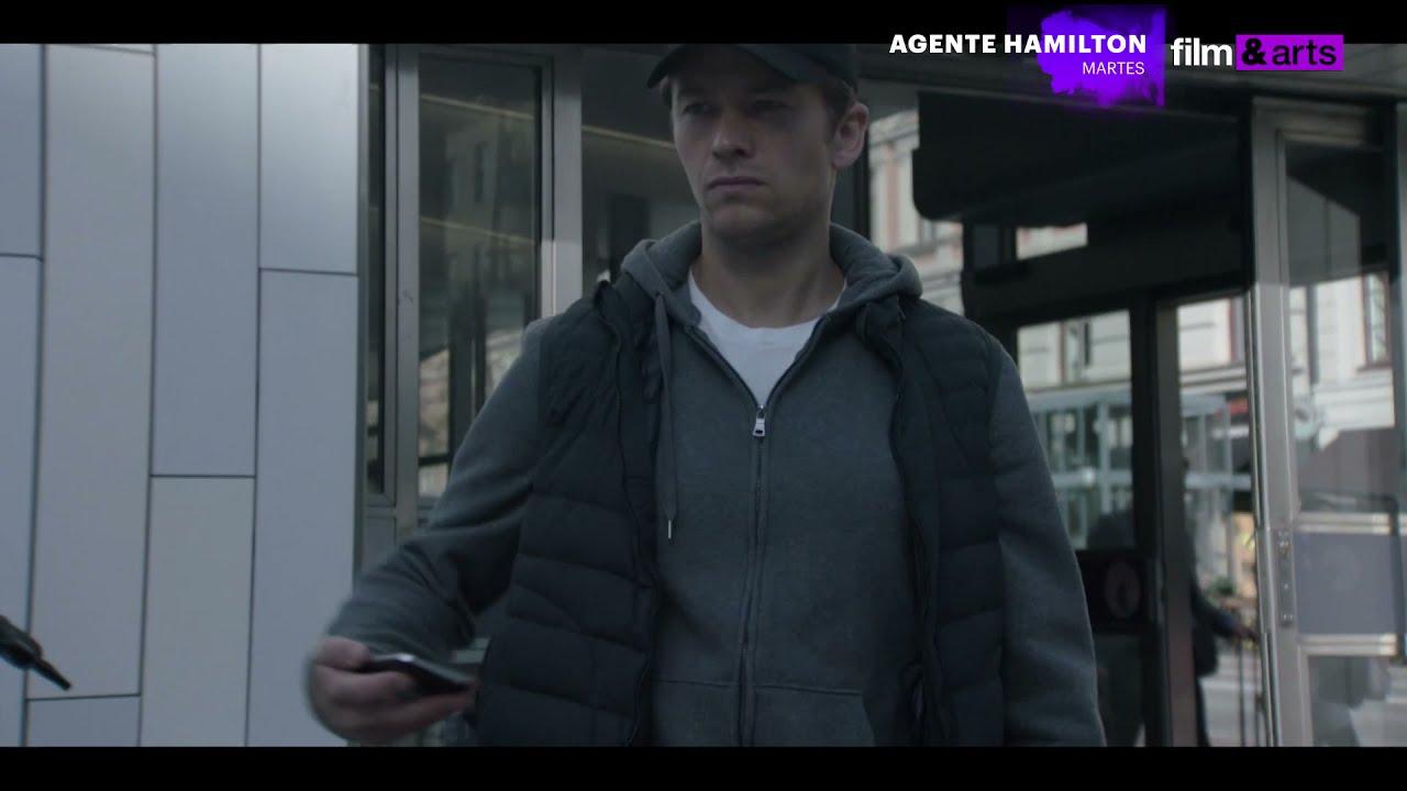 Agente Hamilton | Nueva Serie