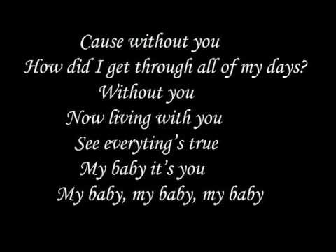 My Baby - Britney Spears - Lyrics