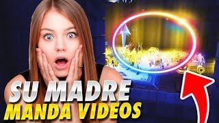 SCAMEO a NIÑORATA y SU MADRE me manda Videos para recuperar sus armas -Fortnite