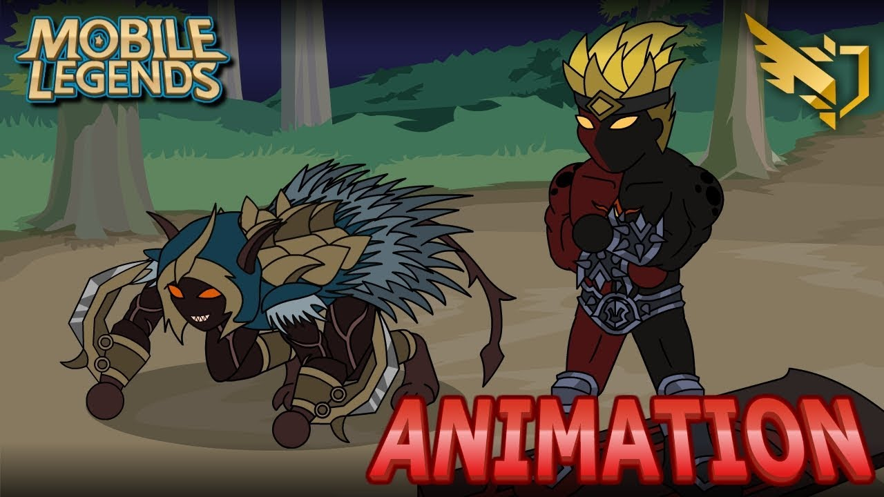 MOBILE LEGENDS ANIMATION #16 RISE OF THE DEMONS PART 1 OF 4
