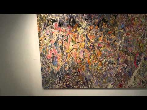 Larry Poons New Paintings at DANESE COREY GALLERY