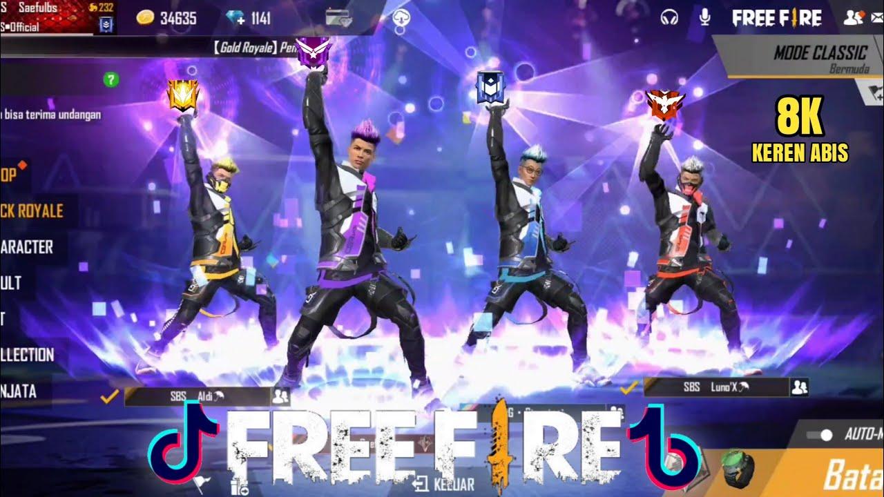 Download Tik Tok Free Fire (Tik tok ff) Bucin,Terlucu,Ngakak,Viral,Bar Bar Booyah