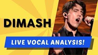 Vocal Coach ANALYZES Dimash! (Sinful Passion)
