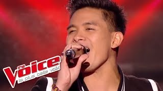Angelo Powers - « Let Me Love You » (DJ Snake ft. Justin Bieber) - The Voice 2017 - Blind...