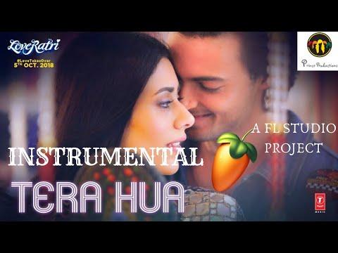 Tera Hua | Instrumental | Karaoke | Atif Aslam | Loveyatri 2018