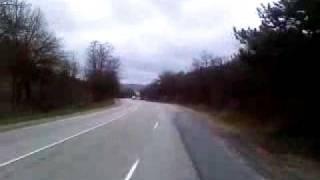Roads Ukrainy-Krym (KAMAZ 4308 CUMMINS)