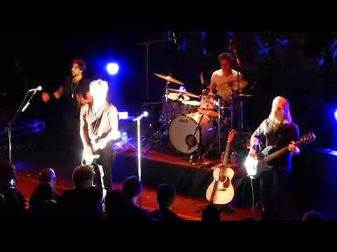 "KENNY WAYNE SHEPHERD  ""BB KING  Woke up this morning (My Baby's gone)  Café de la Danse à Paris 2014"